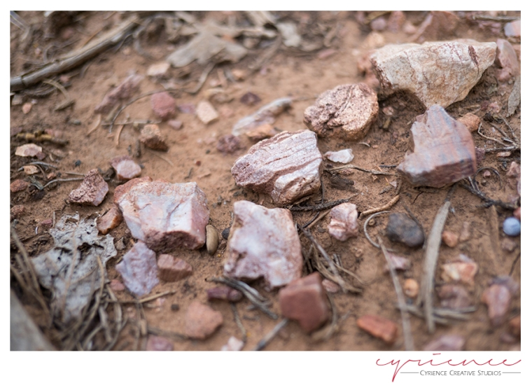 rocks of Grand Canyon