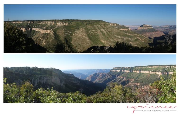 Swamp Point, North Rim, Grand Canyon