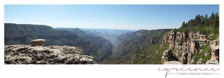 Dragon Valley, North Rim, Grand Canyon