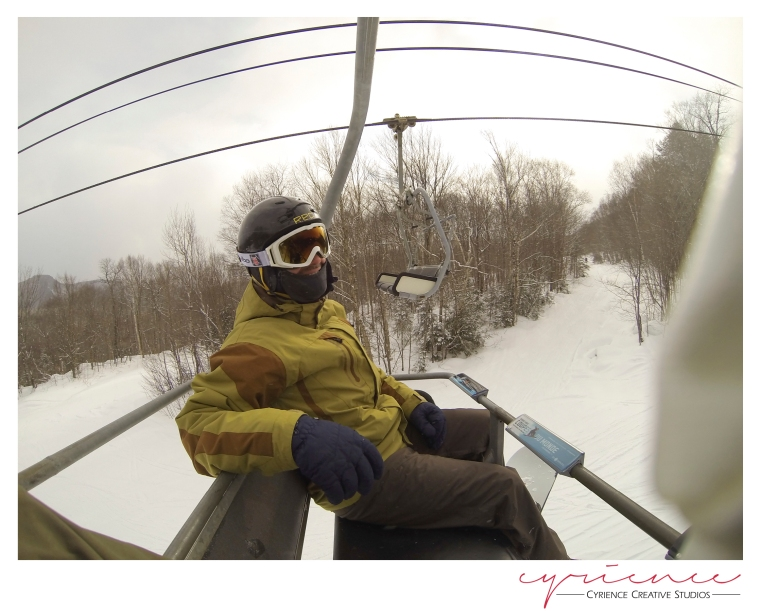 Skiing/Snowboarding at Mont Tremblant