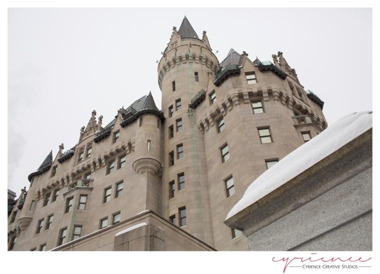 Fairmont Hotel, Ottawa, Canada