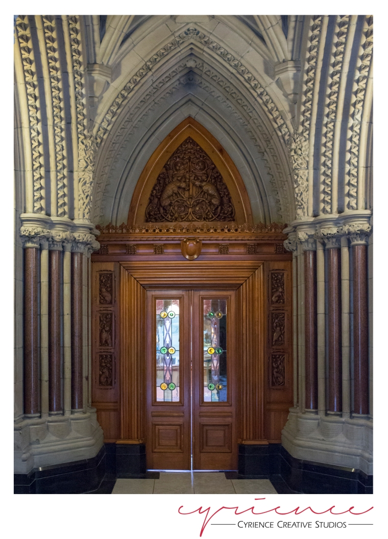 The Library at Parliment, Ottawa Canada