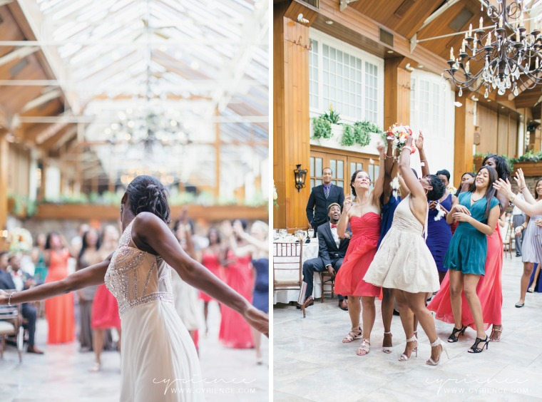 Modern Wedding at the Fox Hollow, Woodbury, NY