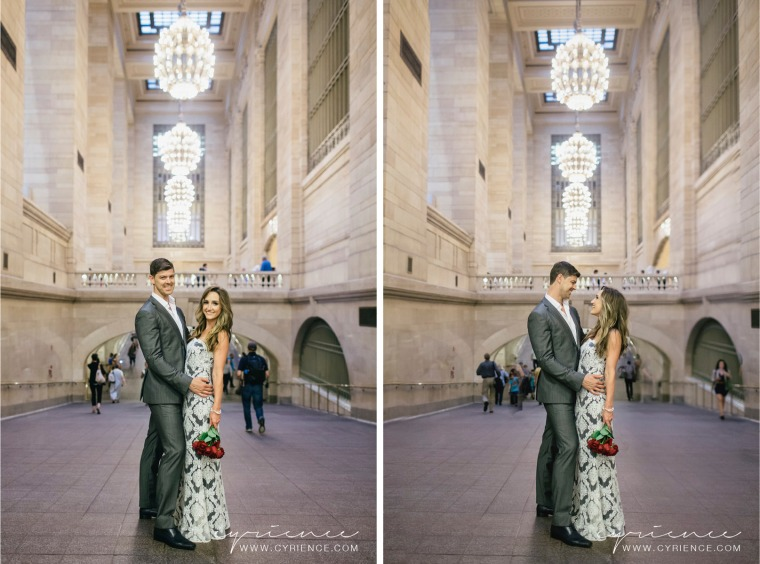 Photos from Stacey and Ryan (Perth, Australia) and their intimate Central Park Wedding in New York City