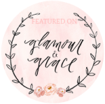 Glamour and Grace Real Wedding Feature