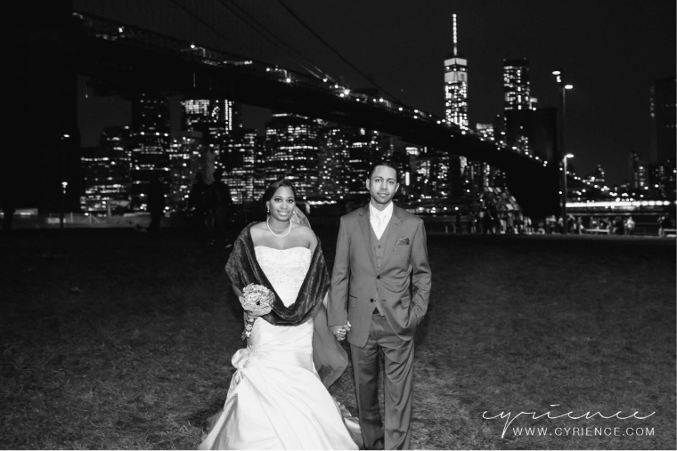 Jessica and Omar's Modern Metallic wedding at the Church of Notre Dam, Harlem and the Dumbo Loft, Brooklyn, New York City Wedding Photography